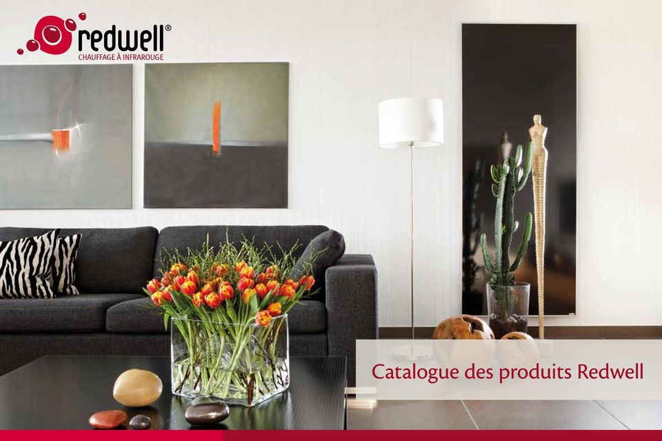 chauffage infrarouge catalogue des produits redwell pdf. Black Bedroom Furniture Sets. Home Design Ideas