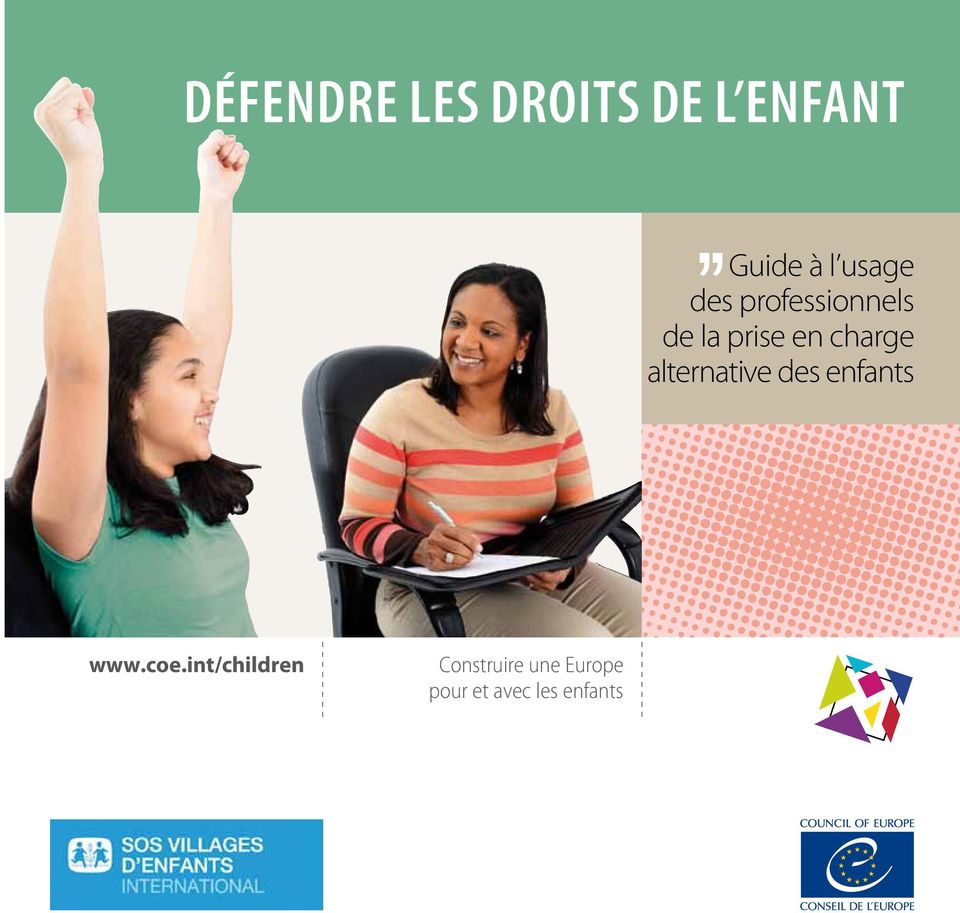 charge alternative des enfants www.coe.