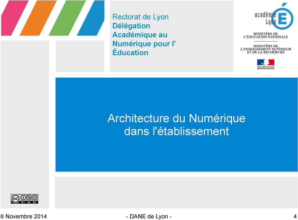 l' Éducation Architecture du