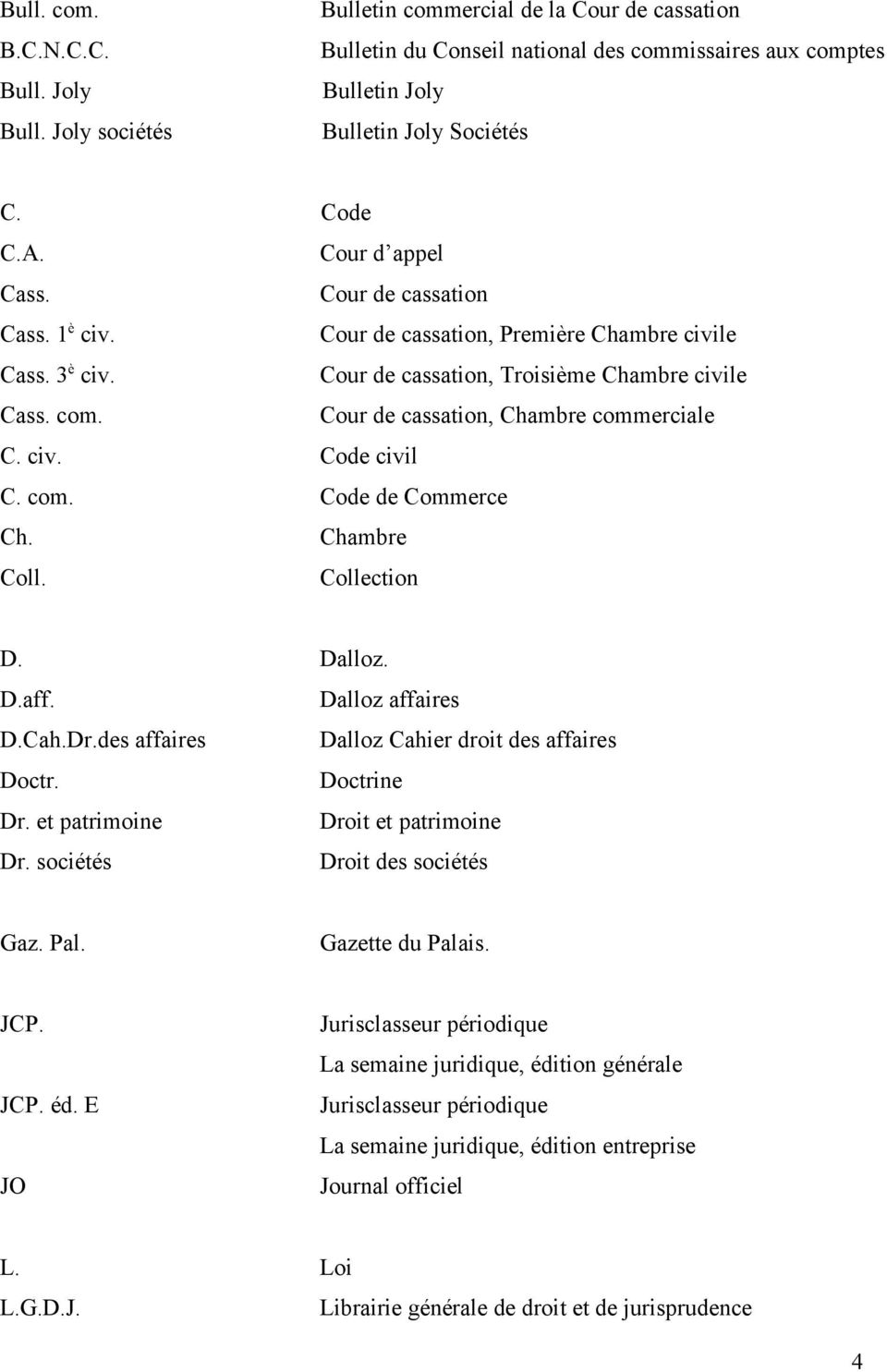 L administrateur independant pdf for 6 chambres cour de cassation