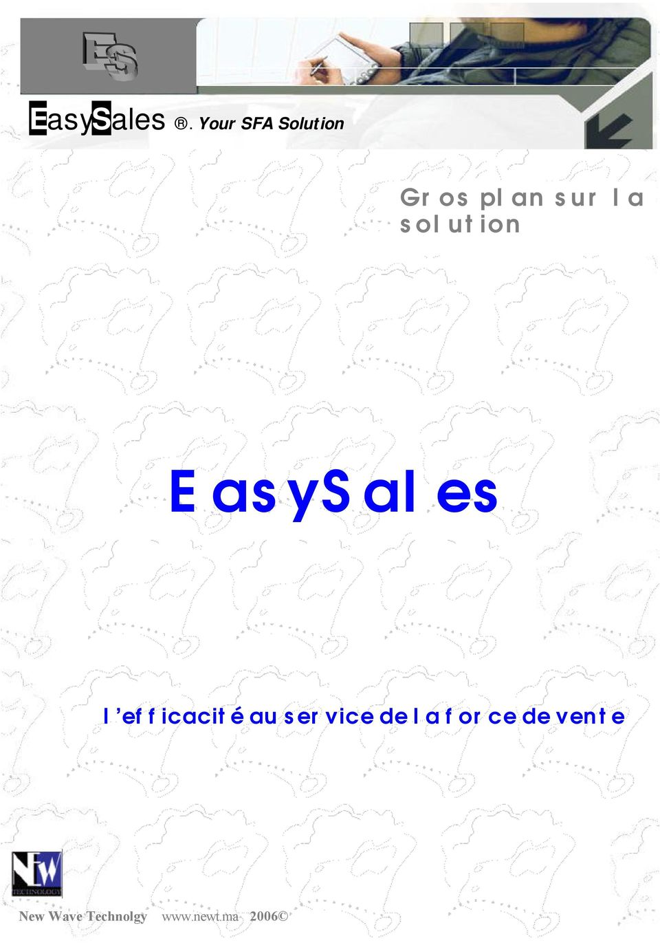 solution EasySales l efficacité au