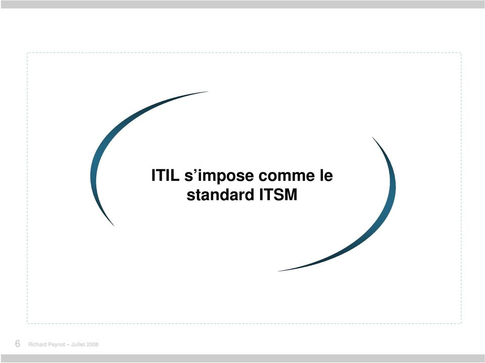 ITIL s impose