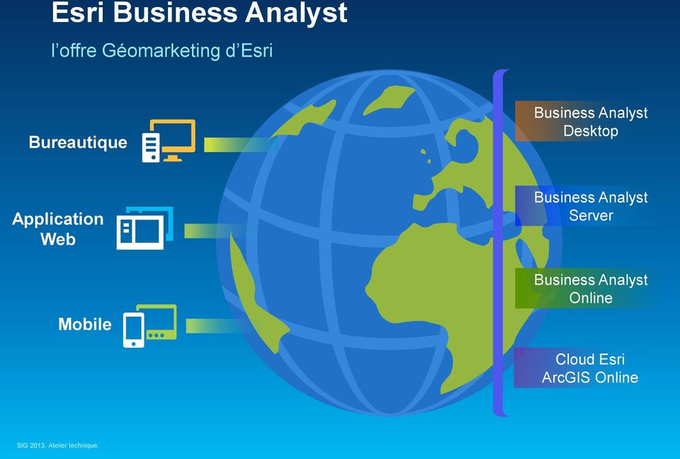 Application Web Mobile Business Analyst