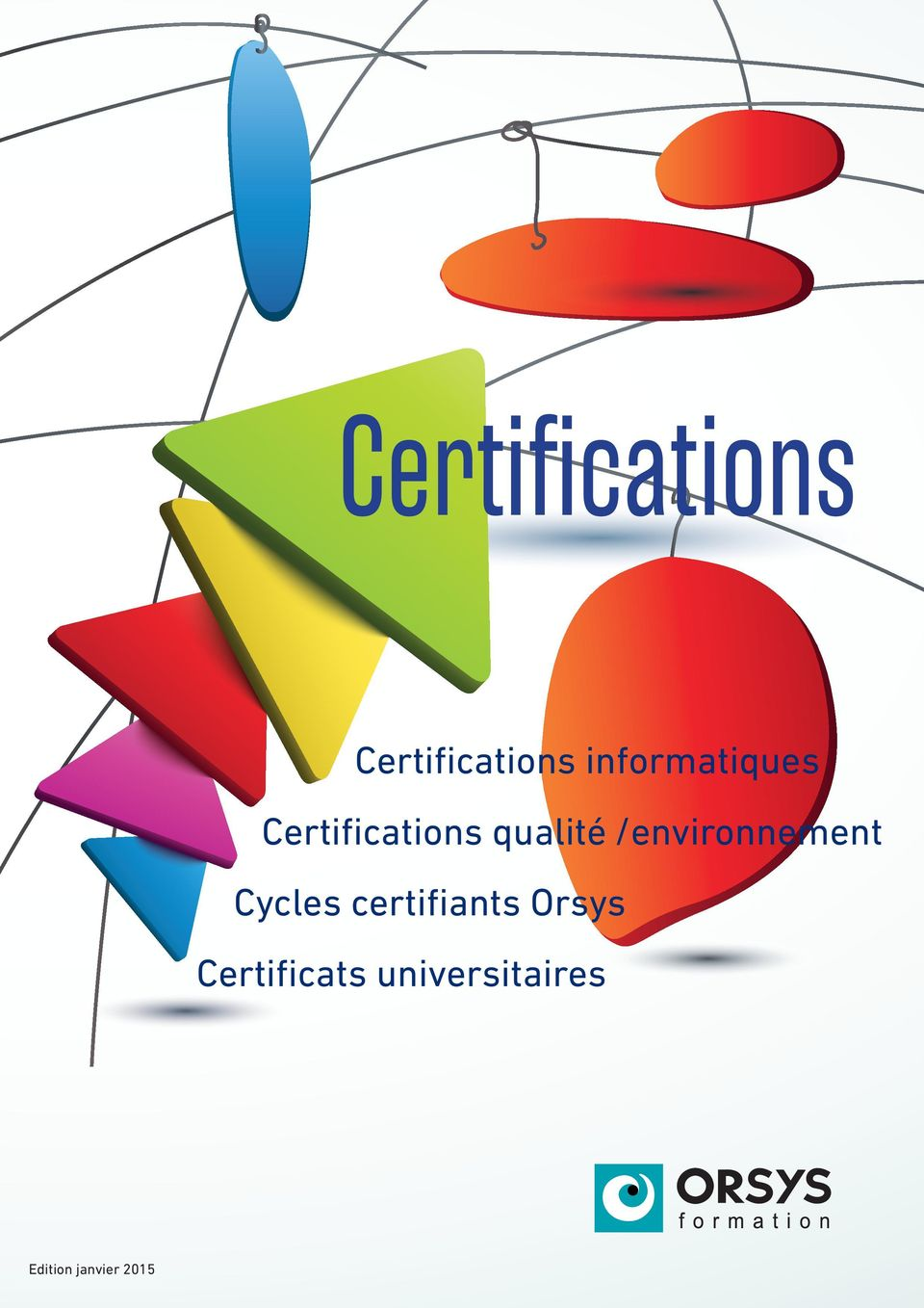 /environnement Cycles certifiants