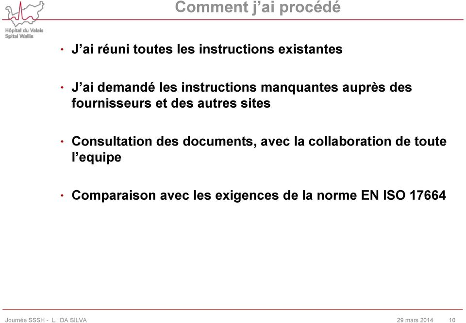 autres sites Consultation des documents, avec la collaboration de