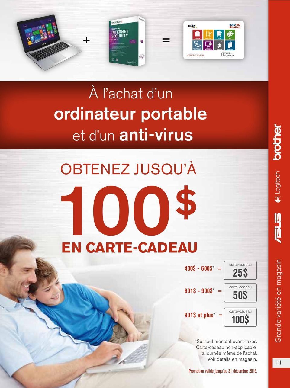 Rabais 25 50 choc 12 99 pdf for Papeterie beloeil