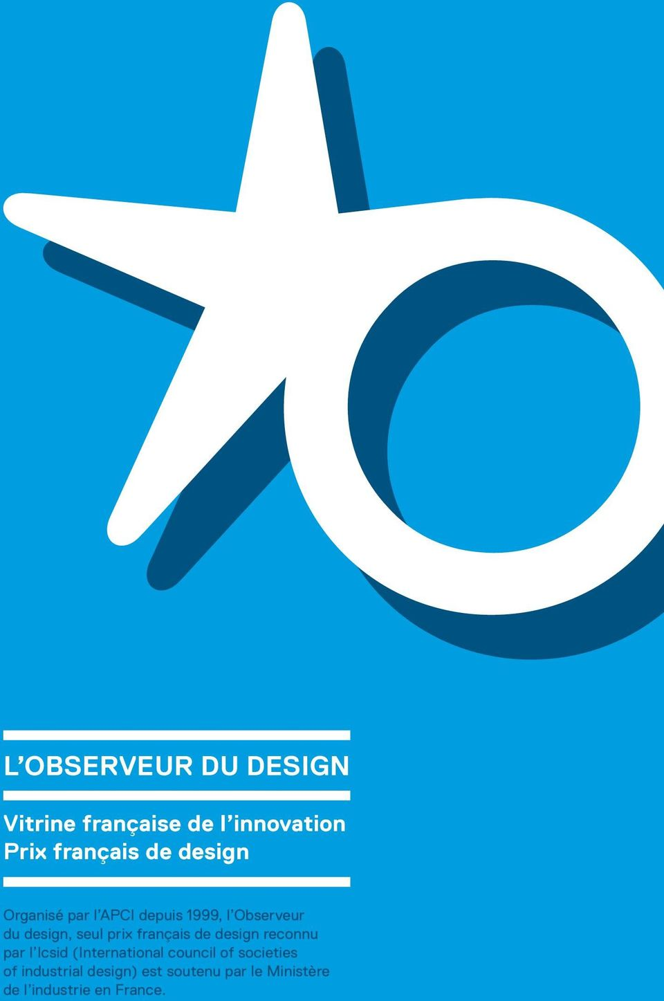 français de design reconnu par l Icsid (International council of societies