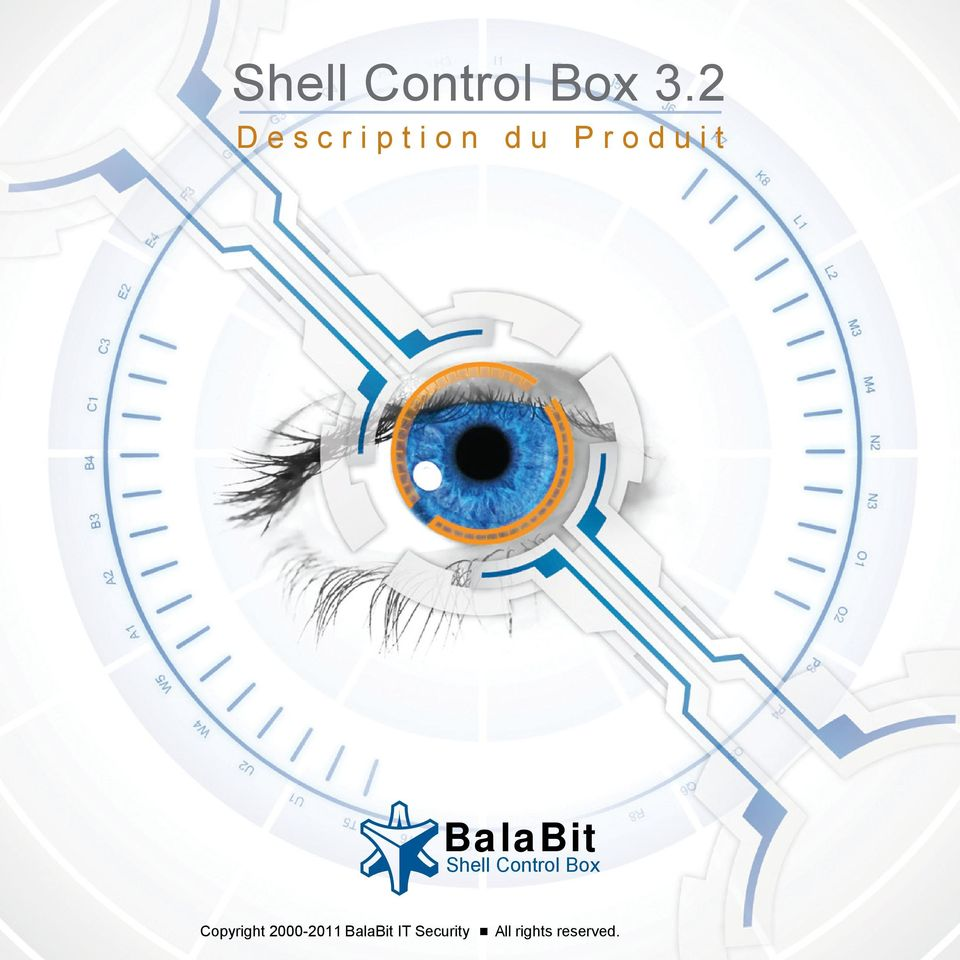Shell Control Box Copyright