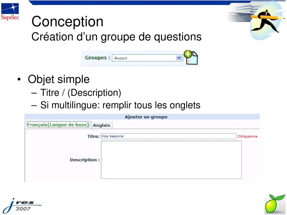 simple Titre / (Description)