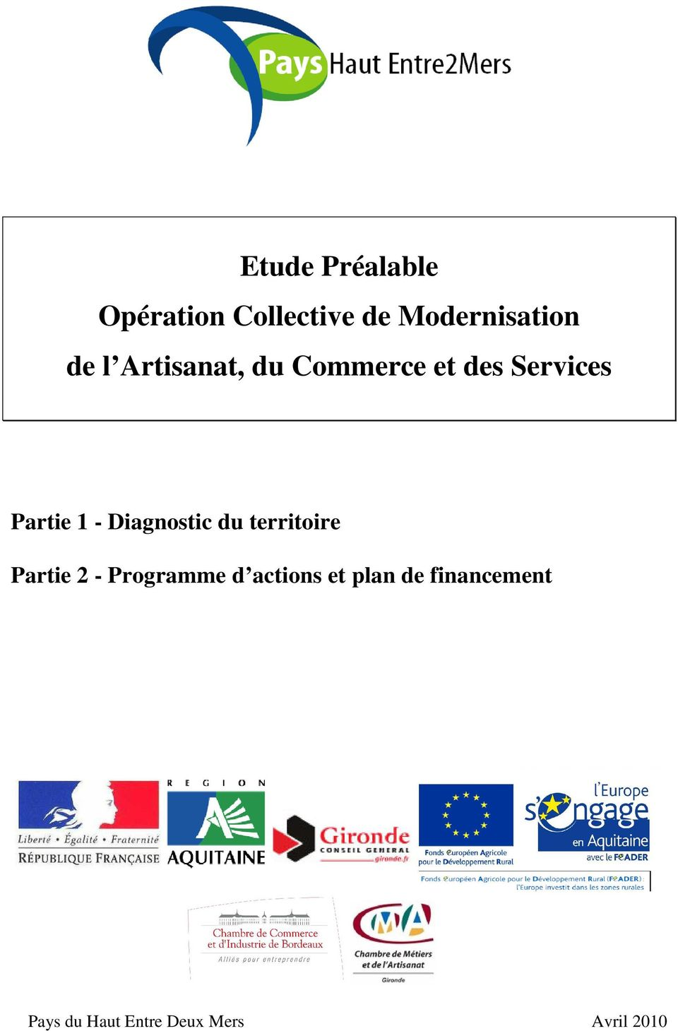 Services Partie 1 - Diagnostic du territoire