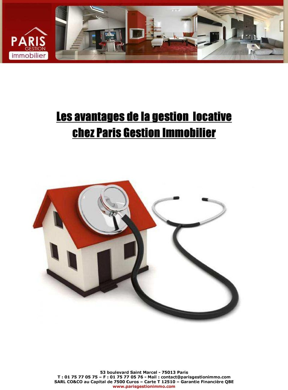 05 76 - Mail : contact@parisgestionimmo.