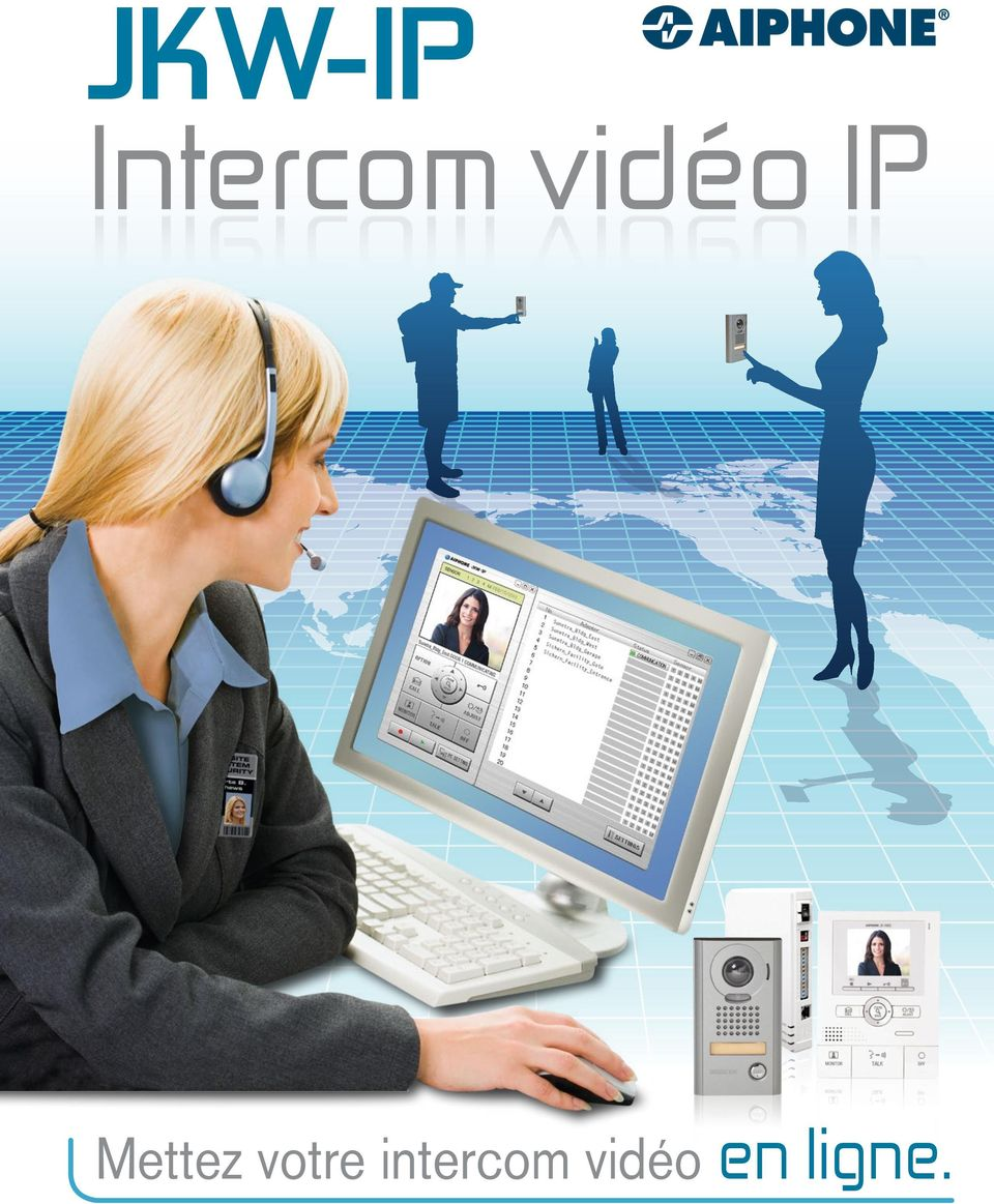 Intercom Mettez