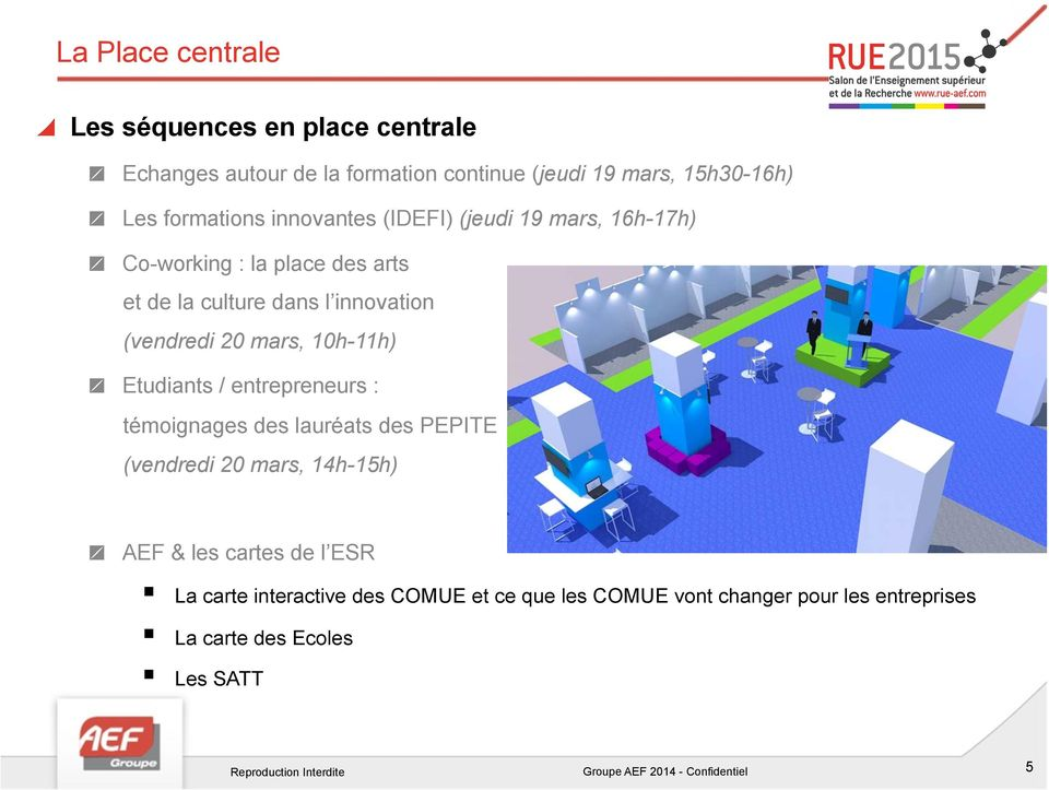 Co-working : la place des arts et de la culture dans l innovation (vendredi 20 mars, 10h-11h)!