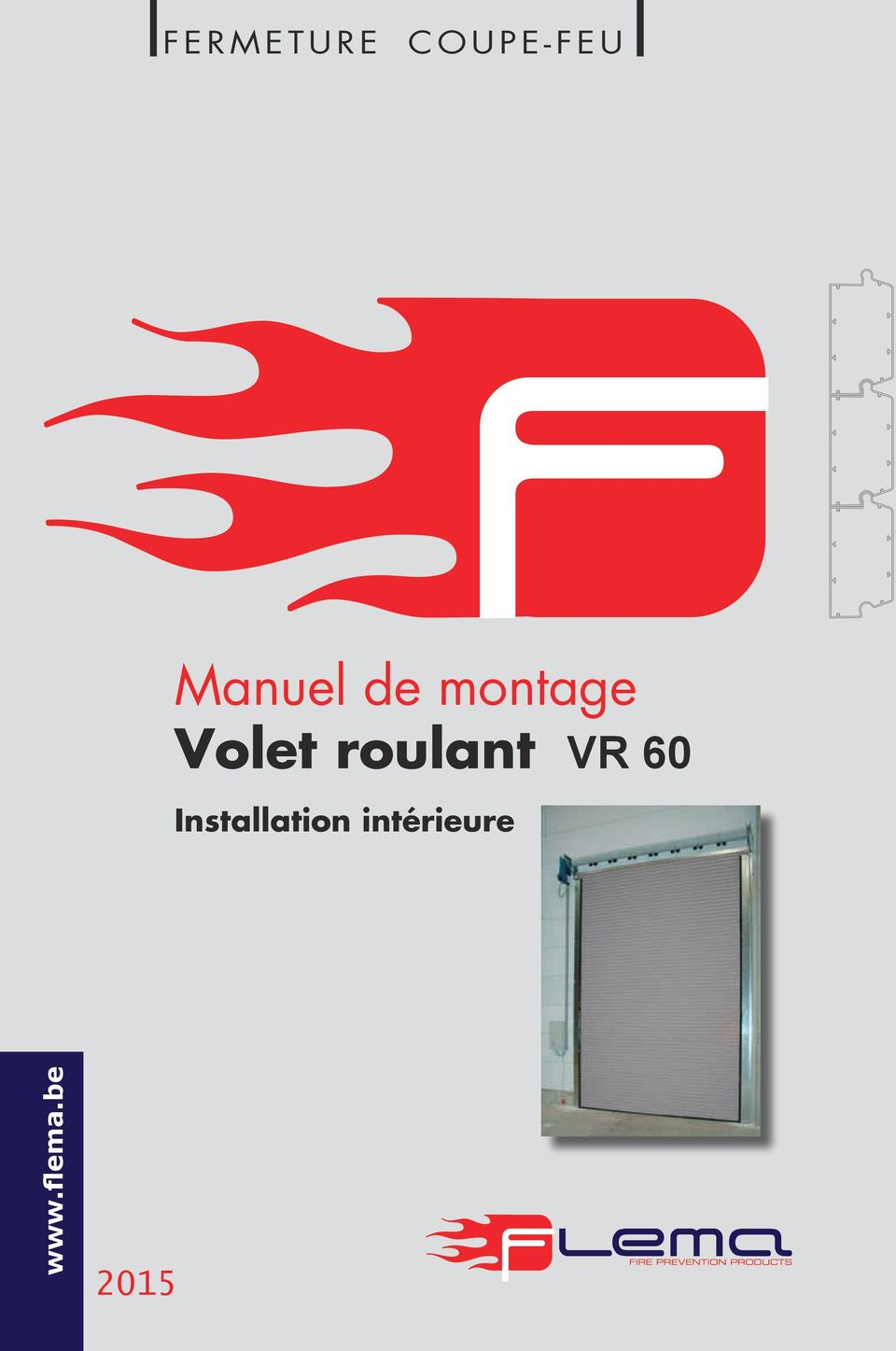 Volet roulant VR 60