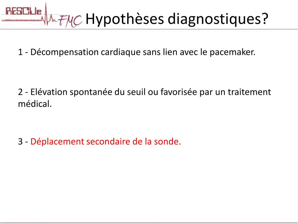 pacemaker.