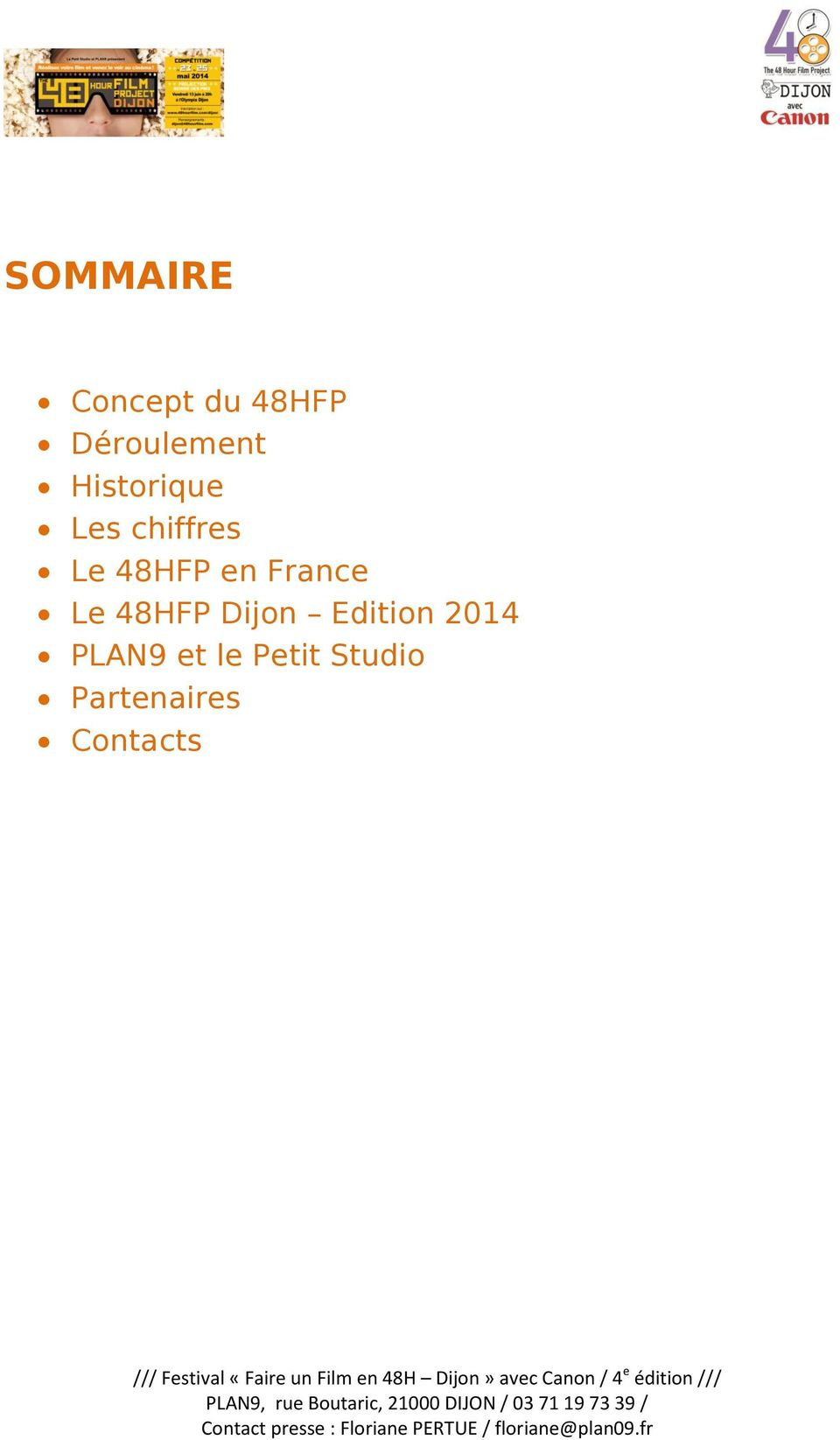 France Le 48HFP Dijon Edition 2014