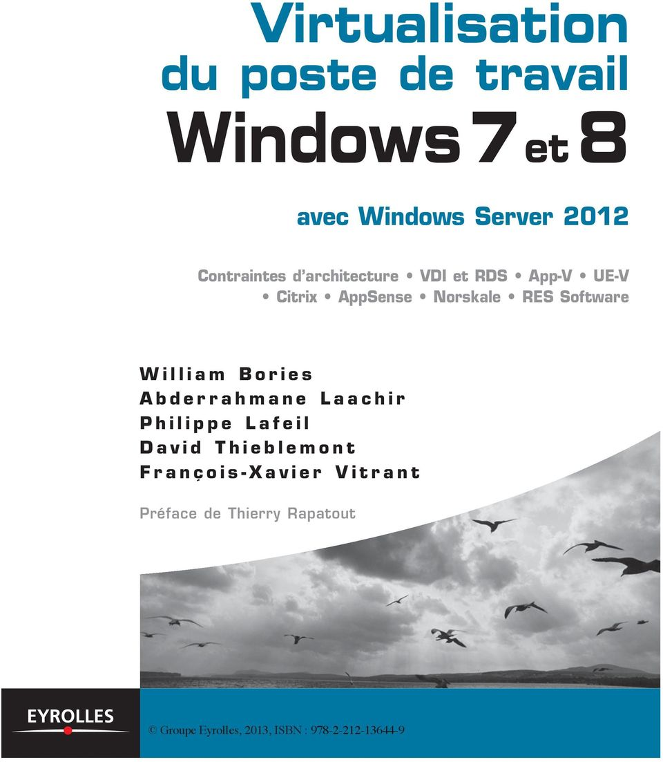 Software William Bories Abderrahmane Laachir Philippe Lafeil David Thieblemont