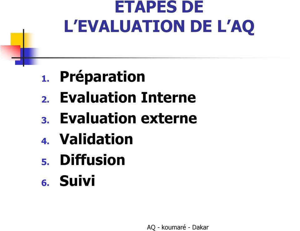 Evaluation Interne 3.