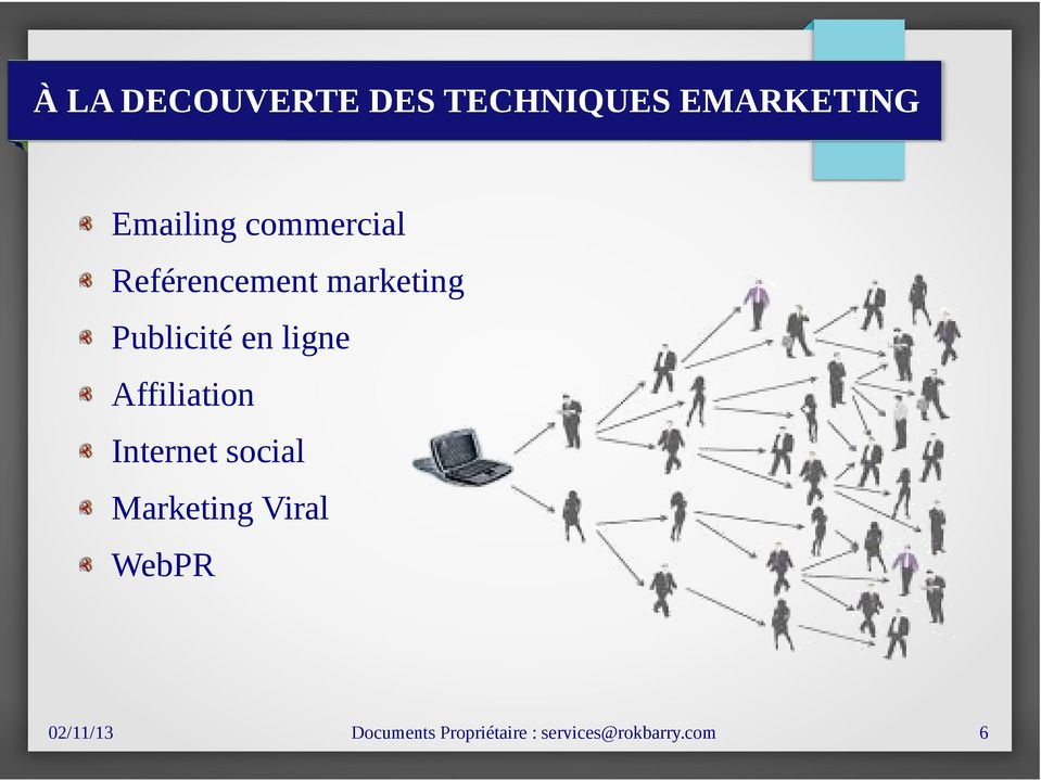 Reférencement marketing Publicité en