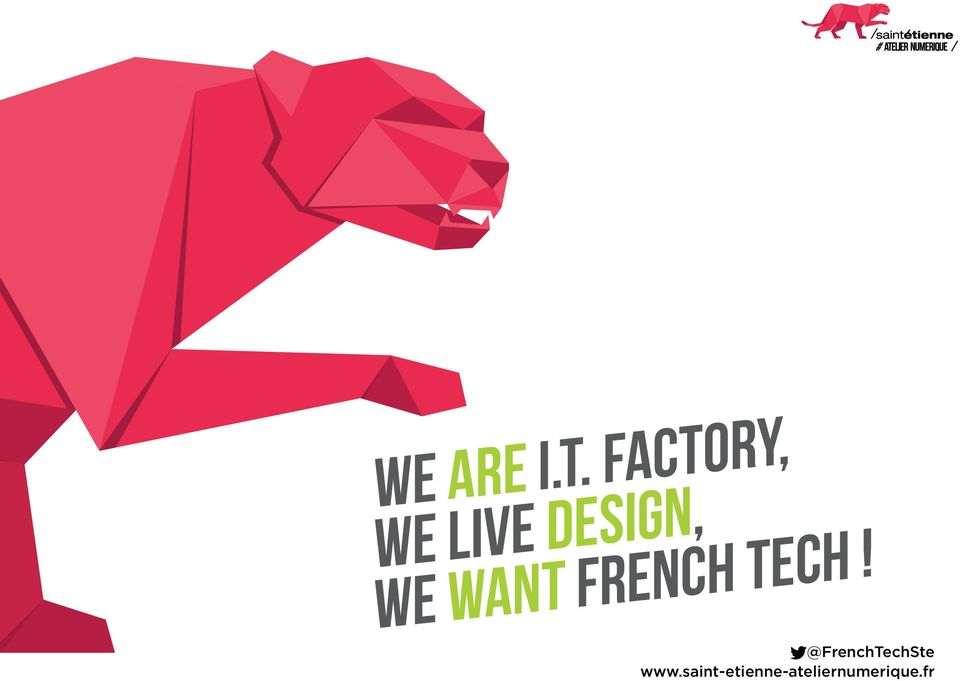 want French Tech!