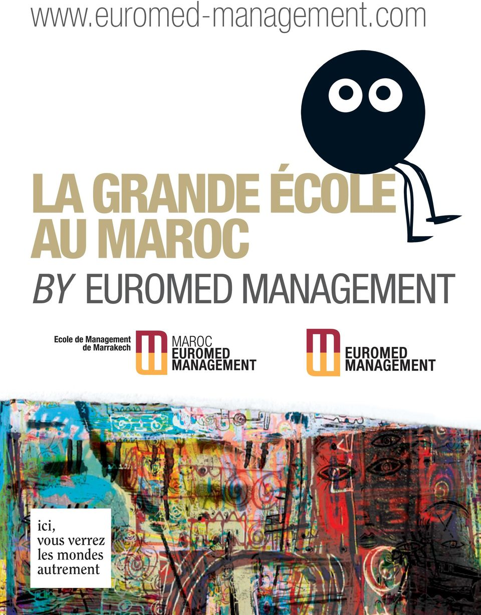MAROC BY EUROMED MANAGEMENT