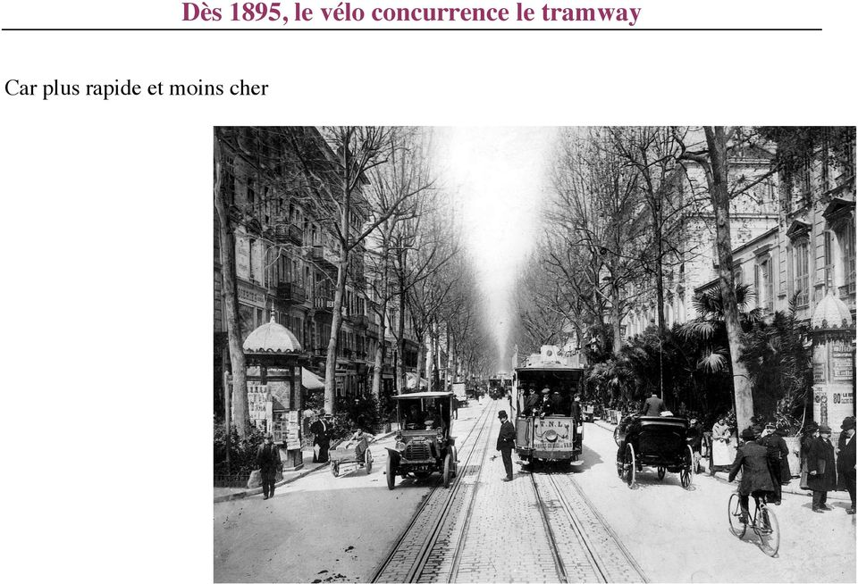 tramway Car plus