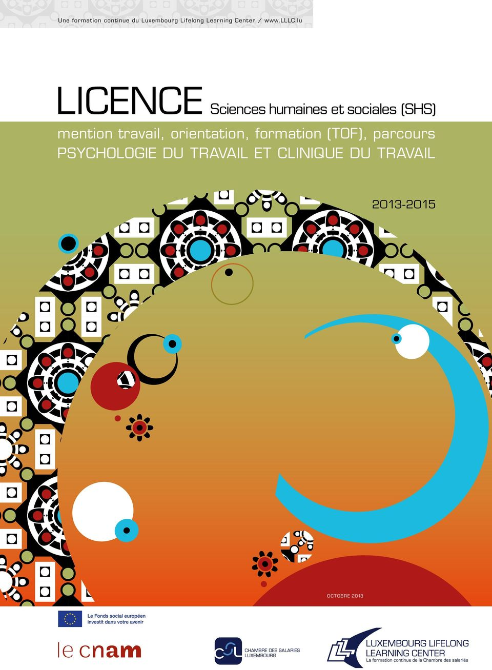 lu LICENCE Sciences humaines et sociales (SHS) mention