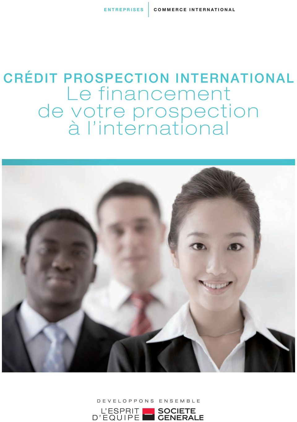 PROSPECTION INTERNATIONAL Le