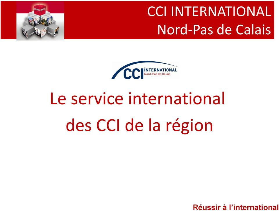 international des CCI de