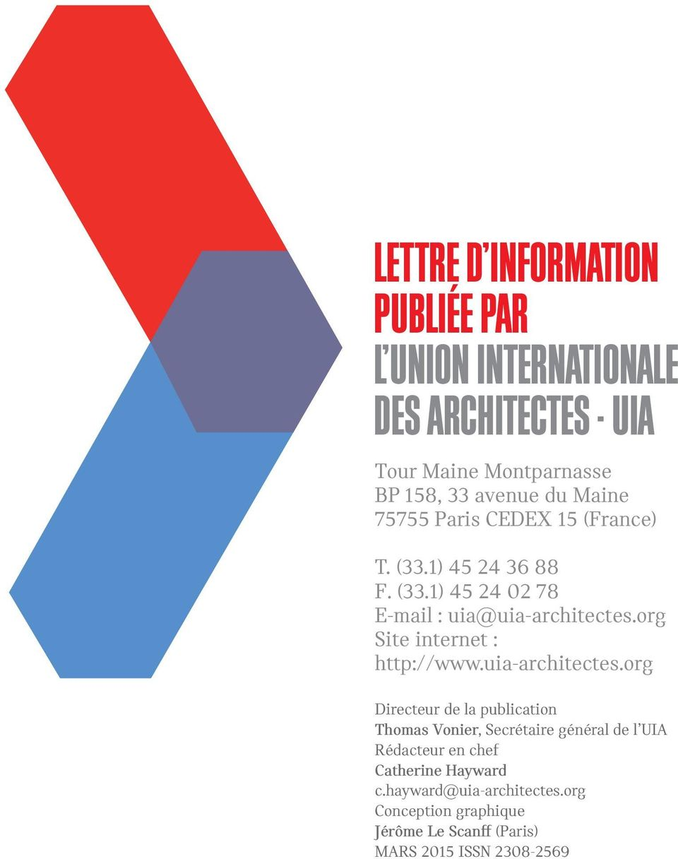 org Site internet : http://www.uia-architectes.