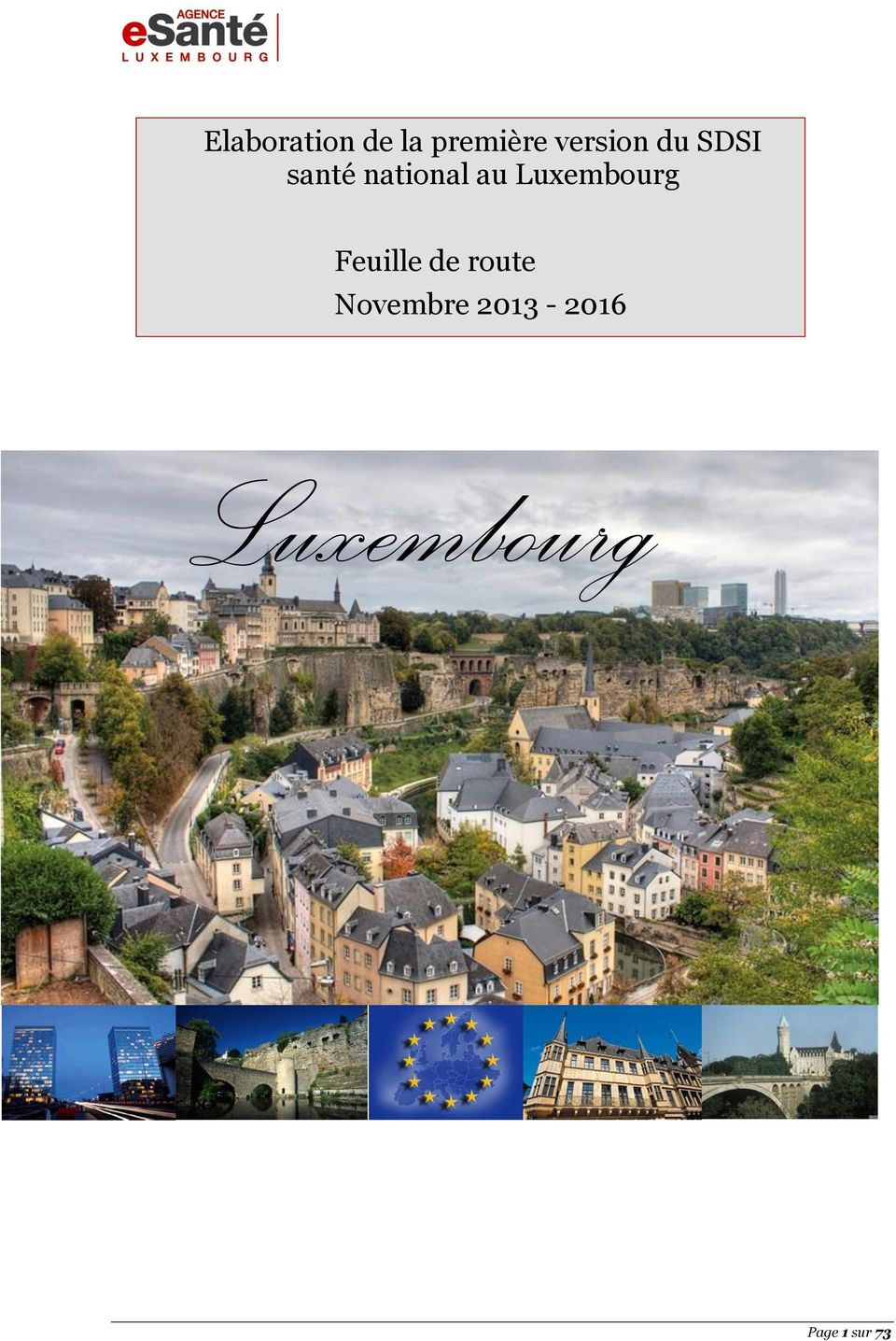 national au Luxembourg
