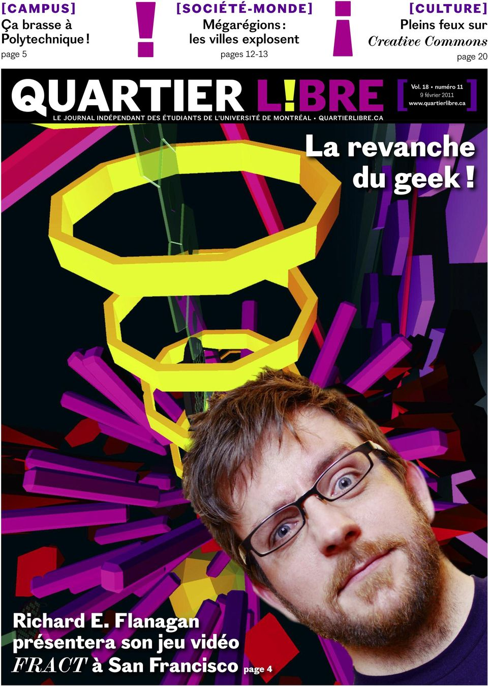 [CULTURE] Pleins feux sur Creative Commons page 20 QUARTIER L!