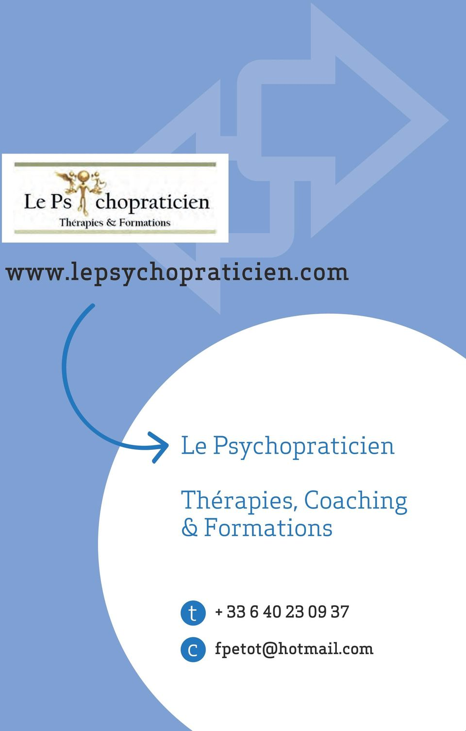 Thérapies, Coaching &