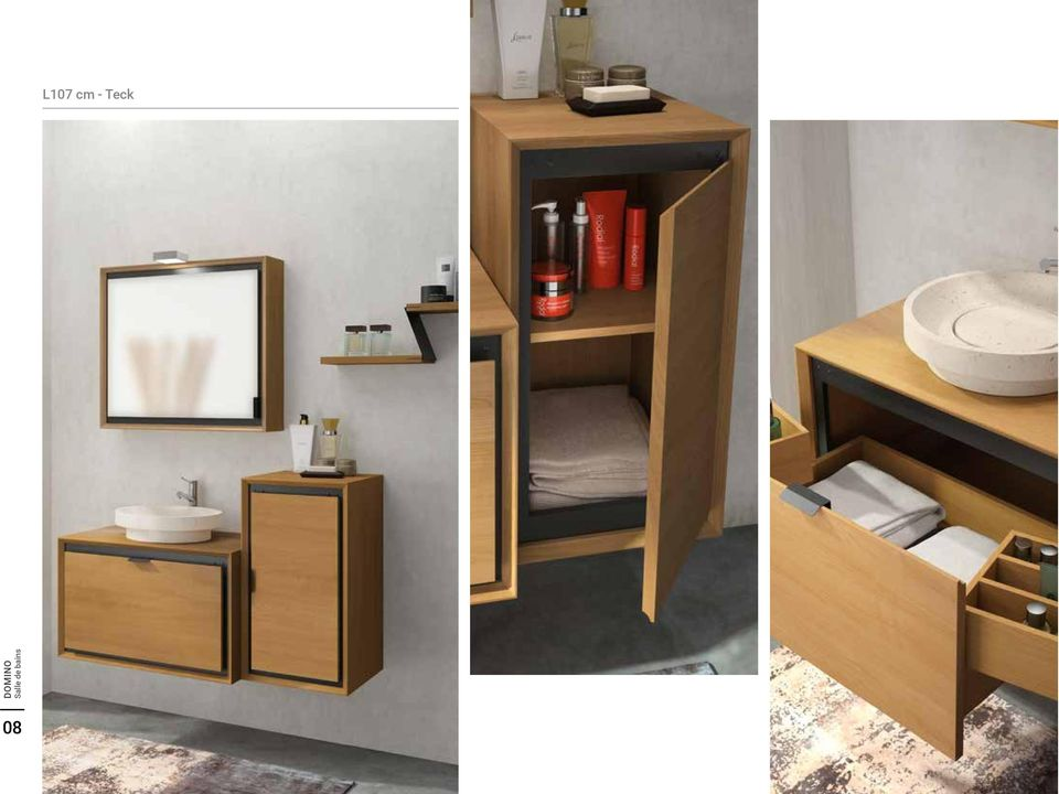 salle de bains sauna pdf. Black Bedroom Furniture Sets. Home Design Ideas