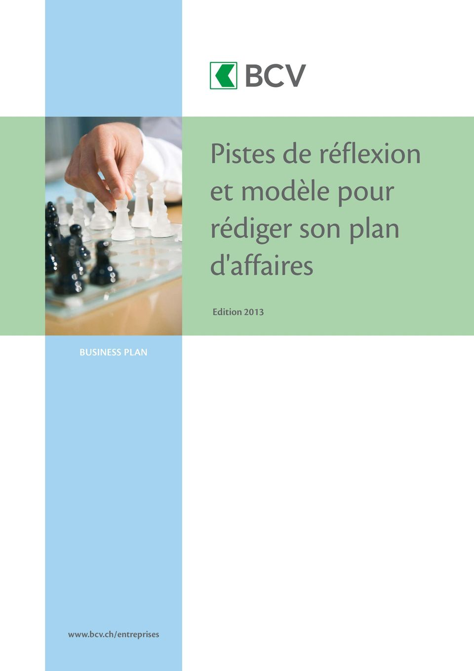 plan d'affaires Edition