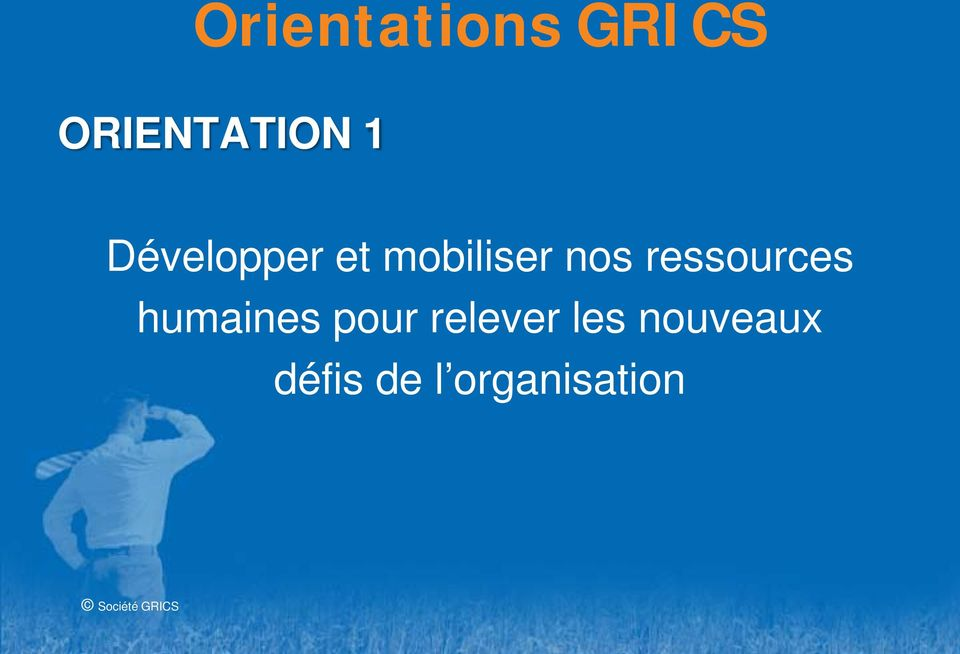 ressources humaines pour relever