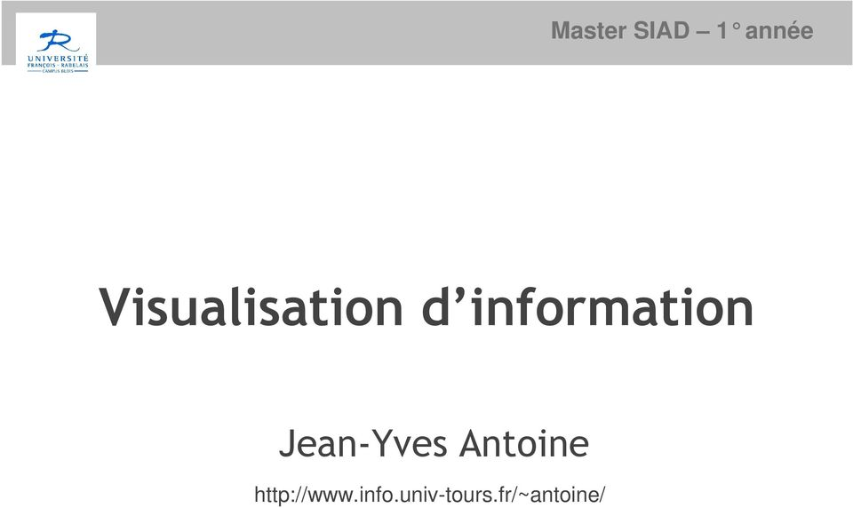 information Jean-Yves