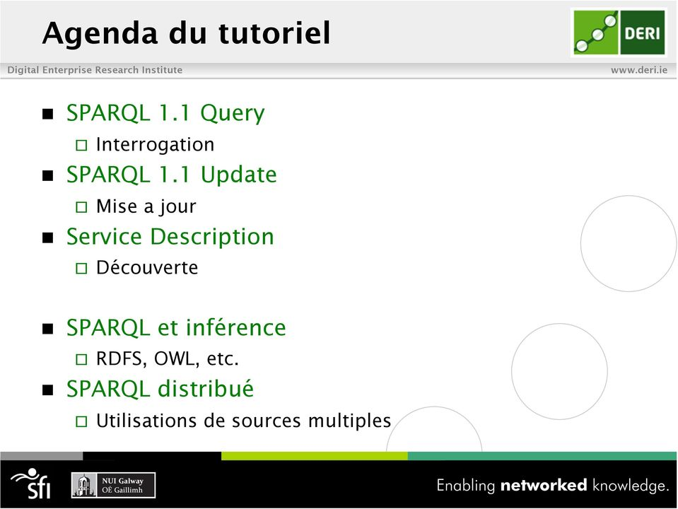 1 Update Mise a jour Service Description