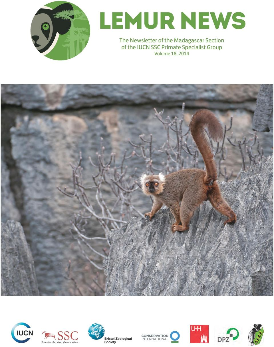 of the IUCN SSC Primate