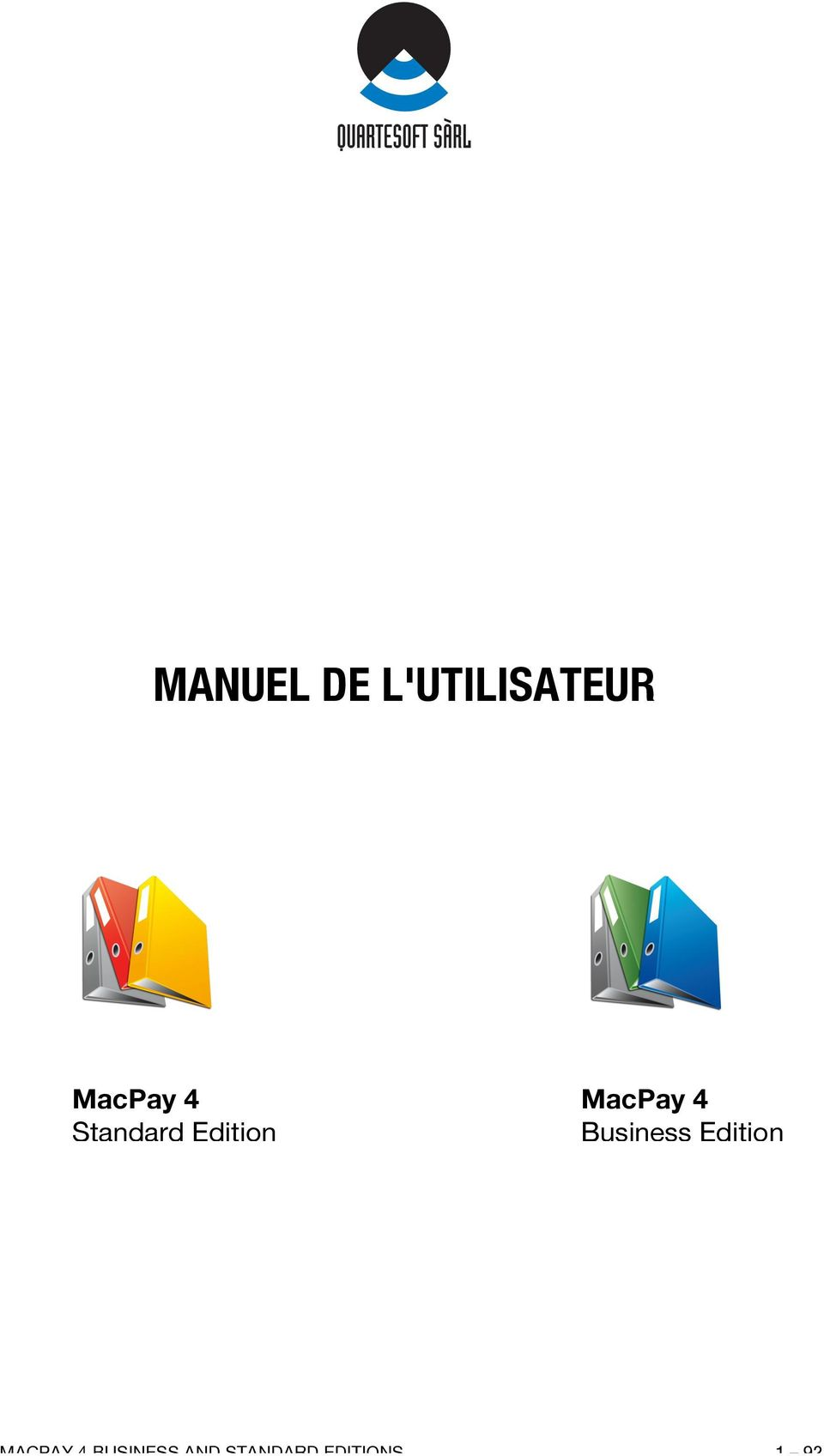 MacPay 4 Business Edition