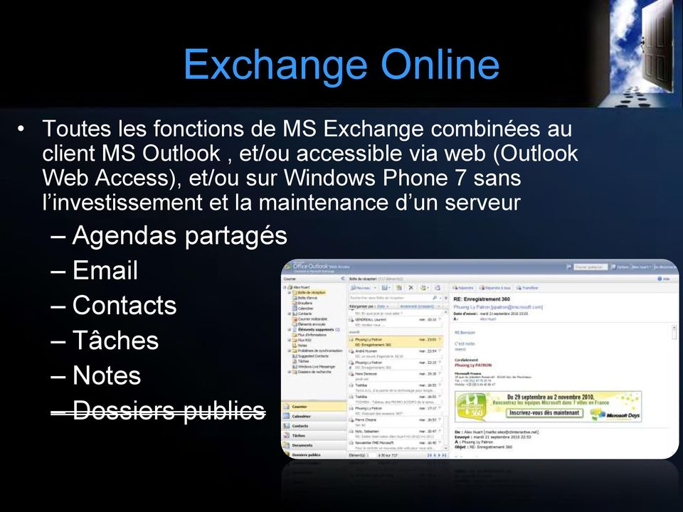 et/ou sur Windows Phone 7 sans l investissement et la maintenance d