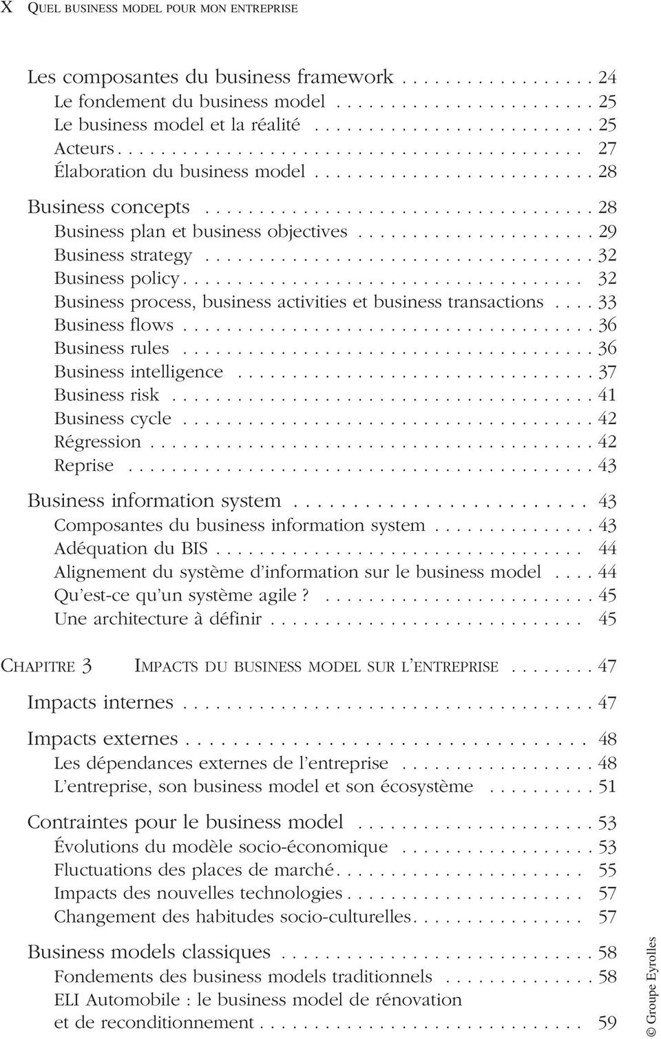 ................................... 28 Business plan et business objectives...................... 29 Business strategy.................................... 32 Business policy.