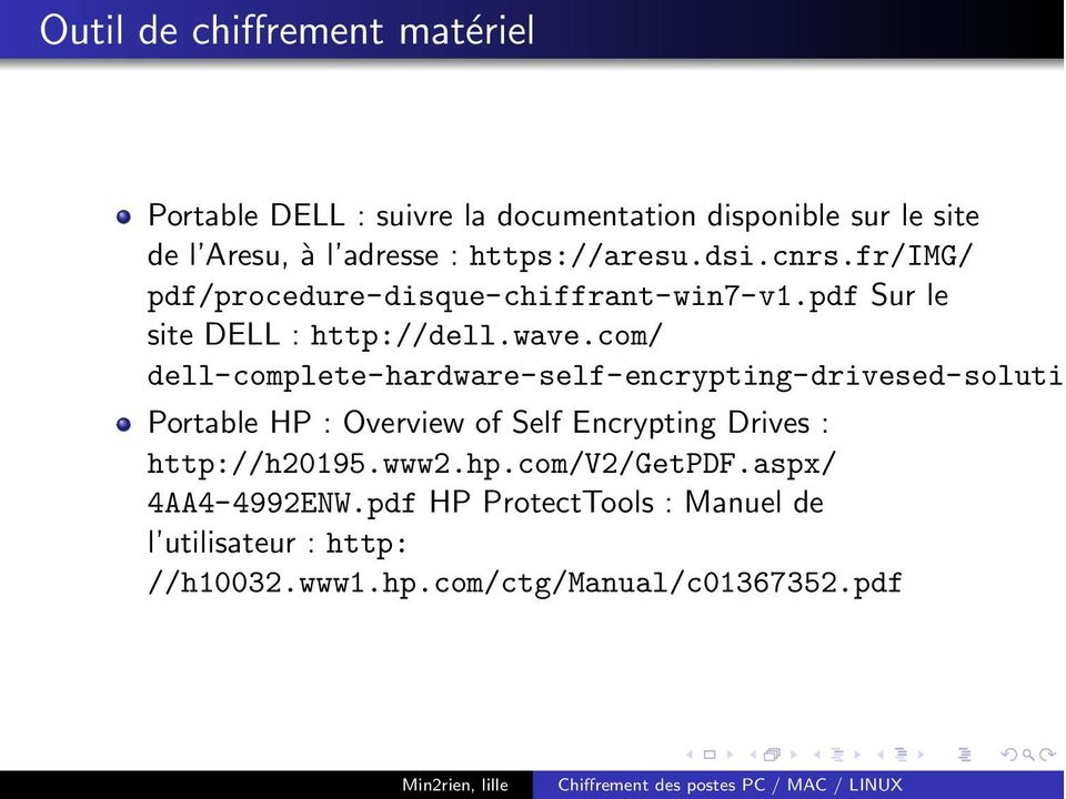 com/ dell-complete-hardware-self-encrypting-drivesed-solutio Portable HP : Overview of Self Encrypting Drives :