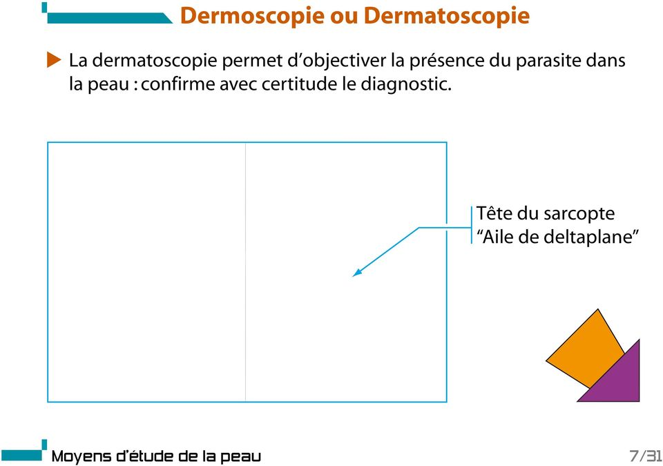 confirme avec certitude le diagnostic.