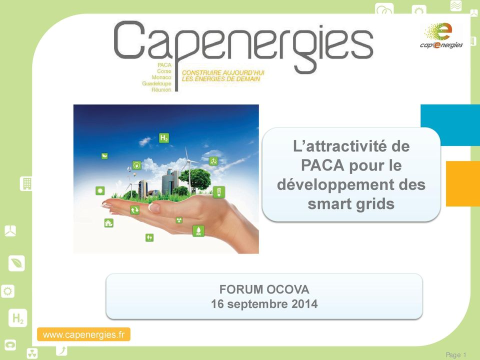 des smart grids FORUM