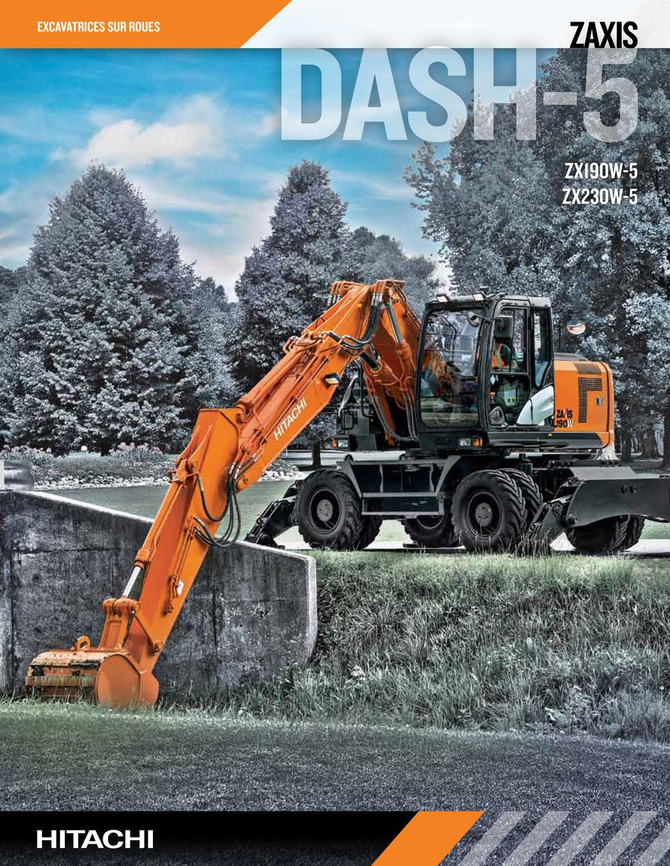 DASH-5 ZAXIS