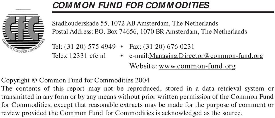 org Website: www.common-fund.
