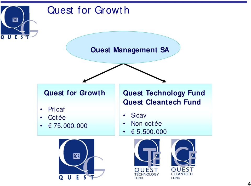 000 Quest Technology Fund Quest