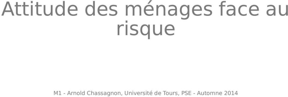 Chassagnon, Université de