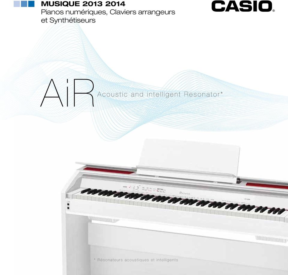 AiR Acoustic and intelligent